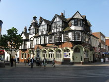 Redhill, The 'Junction', Surrey © Dr Neil Clifton